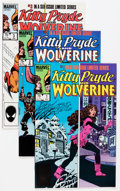 Modern Age (1980-Present):Superhero, Kitty Pryde and Wolverine #1-6 Box Lot (Marvel, 1984-85) Condition:Average NM....