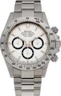 Timepieces:Wristwatch, No Shipping into the U.S. - Rolex Ref. 16520 Steel Oyster Perpetual Cosmograph Daytona, circa 1999. ...