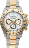Timepieces:Wristwatch, No Shipping into the U.S. - Rolex Ref. 16523 Two Tone Cosmograph Daytona, circa 1997. ...