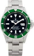 Timepieces:Wristwatch, No Shipping into the U.S. - Rolex Ref. 16610 Steel Submariner,circa 2007. ...