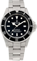 Timepieces:Wristwatch, No Shipping into the U.S. - Rolex Ref. 16660 Oyster Perpetual Date Sea-Dweller, circa 1999. ...