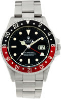 Timepieces:Wristwatch, No Shipping into the U.S. - Rolex Ref. 16760 GMT Master II, circa 1987. ...