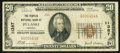 National Bank Notes:Virginia, Pulaski, VA - $20 1929 Ty. 1 The Peoples NB Ch. # 11387. ...