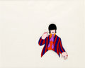 Animation Art:Production Cel, Yellow Submarine Ringo Starr Production Cel (UnitedArtists/King Features, 1968)....