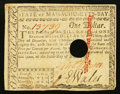 Colonial Notes:Massachusetts, Massachusetts May 5, 1780 $1 Extremely Fine.. ...