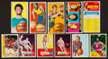 Basketball Cards:Lots, 1957-1986 Topps & Fleer Basketball Card Collection () WithPettit Rookie. ...