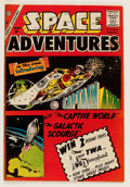 Silver Age (1956-1969):Science Fiction, Space Adventures #33 (Charlton, 1960) Condition: FN....