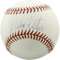 Autographs:Baseballs, George Foster Single Signed Baseball. A five-time All-Star, GeorgeFoster was a member of Cincinnati Reds Big Red Machine o...