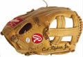Baseball Collectibles:Others, 1990's Cal Ripken, Jr. Game Used Fielder's Glove. For the serious game used equipment collector, the fielder's glove is con...