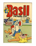 Golden Age (1938-1955):Funny Animal, Basil #1 (St. John, 1953) Condition: NM-....