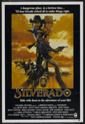 "Movie Posters:Western, Silverado (Columbia, 1985). Australian One Sheet (27"" X 40""). Western. ..."