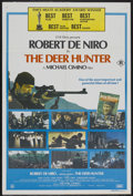 "Movie Posters:Academy Award Winner, The Deer Hunter (Universal, 1979). Australian One Sheet (27"" X40""). Academy Award Winner. ..."