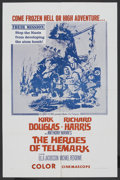 """Movie Posters:War, The Heroes of Telemark (Columbia, 1966). Military One Sheet (27"""" X41""""). War...."""