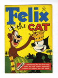 Golden Age (1938-1955):Funny Animal, Four Color #119 Felix the Cat (Dell, 1946) Condition: FN/VF....
