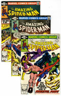 Modern Age (1980-Present):Superhero, The Amazing Spider-Man #214-236 Group (Marvel, 1981-83) Condition:Average NM.... (Total: 22 Comic Books)