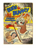 Golden Age (1938-1955):Funny Animal, Four Color #164 Bugs Bunny Finds the Frozen Kingdom (Dell, 1947)Condition: FN/VF....