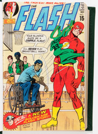 The Flash Bound #201-220 Volume (DC, 1970-73)