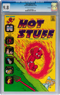Bronze Age (1970-1979):Cartoon Character, Hot Stuff, the Little Devil #119 File Copy (Harvey, 1973) CGC NM/MT9.8 Off-white to white pages....