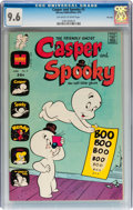 Bronze Age (1970-1979):Cartoon Character, Casper and Spooky #5 File Copy (Harvey, 1973) CGC NM+ 9.6 Off-whiteto white pages....