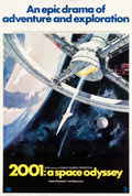 "Movie Posters:Science Fiction, 2001: A Space Odyssey (MGM, 1968). Poster (40"" X 60"").. ..."