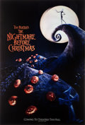 "Movie Posters:Animation, The Nightmare Before Christmas (Touchstone, 1993). Lenticular OneSheet (27"" X 40"") Advance 3-D Style.. ..."