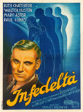 "Movie Posters:Drama, Dodsworth (United Artists, 1936). Italian 4 - Foglio (55"" X 78"")....."