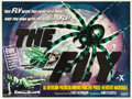 "Movie Posters:Science Fiction, The Fly (20th Century Fox, 1958). British Quad (30"" X 40"").. ..."