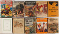 Books:Fiction, Zane Grey. Group of Ten Later Editions. Various publishers anddates. Eight with dust jacket. Generally good. . ... (Total: 10Items)
