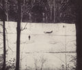 Prints:Contemporary, PETER DOIG (Scottish, b. 1959). Almost Grown, 2001. Etchingand aquatint in colors. 27 x 32 inches (68.6 x 81.3 cm). Ed....