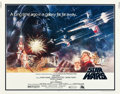 "Movie Posters:Science Fiction, Star Wars (20th Century Fox, 1977). Half Sheet (22"" X 28"").. ..."