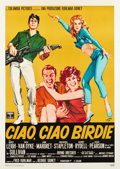 "Movie Posters:Comedy, Bye Bye Birdie (Columbia, 1963). Italian 2 - Foglio (39"" X 55"").. ..."