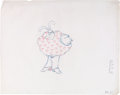 Animation Art:Production Drawing, Yellow Submarine Blue Meanie and Max Production Drawing(United Artists/King Features, 1968).... (Total: 4 Items)