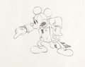 Animation Art:Production Drawing, Mickey's Grand Opera Mickey Mouse Production Drawing (WaltDisney, 1936)....