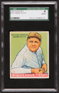 Baseball Cards:Singles (1930-1939), 1933 Goudey Babe Ruth #181 SGC Authentic. ...
