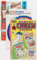 Bronze Age (1970-1979):Cartoon Character, Casper the Friendly Ghost Related File Copy Short Box Group(Harvey, 1970s) Condition: Average VF/NM....