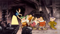 Animation Art:Presentation Cel, Snow White and the Seven Dwarfs Limited Edition Cel Set-UpWith Artists' Signatures 316/350 (Walt Disney, 1994)....