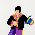 Animation Art:Production Cel, Beatles Yellow Submarine John Lennon Production Cel (UnitedArtists/King Features, 1968)....