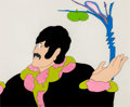 Animation Art:Production Cel, BeatlesYellow Submarine John Production Cel Set-Up (UnitedArtists/King Features, 1968)....