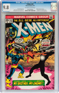 Bronze Age (1970-1979):Superhero, X-Men #97 (Marvel, 1976) CGC NM/MT 9.8 Off-white to white pages....