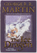 Books:Science Fiction & Fantasy, George R. R. Martin. SIGNED. The Ice Dragon. New York: Tom Doherty Associates, 2006. First edition. Publisher's clot...
