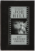 Books:Mystery & Detective Fiction, Joe Hill. SIGNED. 20th Century Ghosts. Morrow, 2005. FirstAmerican edition. Publisher's binding. No dust jacket...