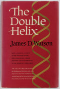 Books:Science & Technology, James D. Watson. The Double Helix. New York: Atheneum, 1968. Later edition. Publisher's cloth and dust jacket. Mino...