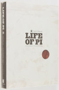 Books:Fiction, Yann Martel. SIGNED/LIMITED. Life of Pi. United Kingdom:Canongate Books, Ltd, 2007. Signed by both Martel and Tom...