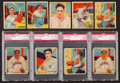 Baseball Cards:Lots, 1934-36 Diamond Star Baseball Collection (34) With Hall Of Famers....