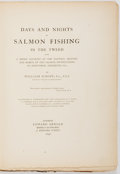 Books:Sporting Books, William Scrope. Days and Nights of Salmon Fishing in theTweed... London: Edward Arnold, 1898. Illustrated with ...