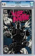Modern Age (1980-Present):Superhero, Iron Man #282 (Marvel, 1992) CGC NM/MT 9.8 White pages....