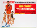 "Movie Posters:James Bond, Thunderball (United Artists, 1965). Subway (45"" X 60"").. ..."