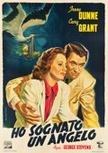 "Movie Posters:Drama, Penny Serenade (Columbia, 1946). First Release Italian 2 - Foglio(39"" X 55"").. ..."