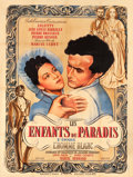 "Movie Posters:Foreign, Children of Paradise (Les Enfants du Paradis) (Pathé, 1945) Part 2.French Grande (47"" X 63"").. ..."