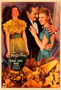 "Movie Posters:Drama, Stage Door (RKO, 1937). Poster (40"" X 60"").. ..."